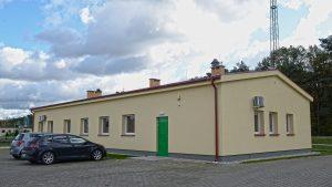 Budynek laboratorium PWiK Jarocin