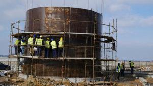 Kolejna nowoczesna stacja uzdatniania wody w budowie