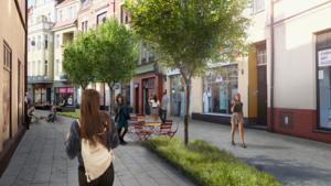 Rewitalizacja Starego Miasta w Jarocinie