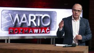 """Burmistrz Jarocina w programie """"Warto rozmawiać"""""""